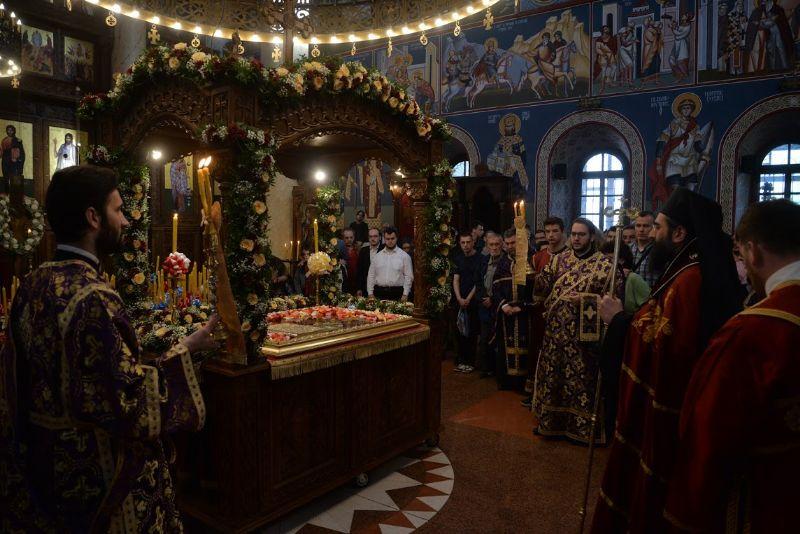 Јереј др Бобан Димитријевић о Вечерњем богослужењу са чином изношења плаштанице